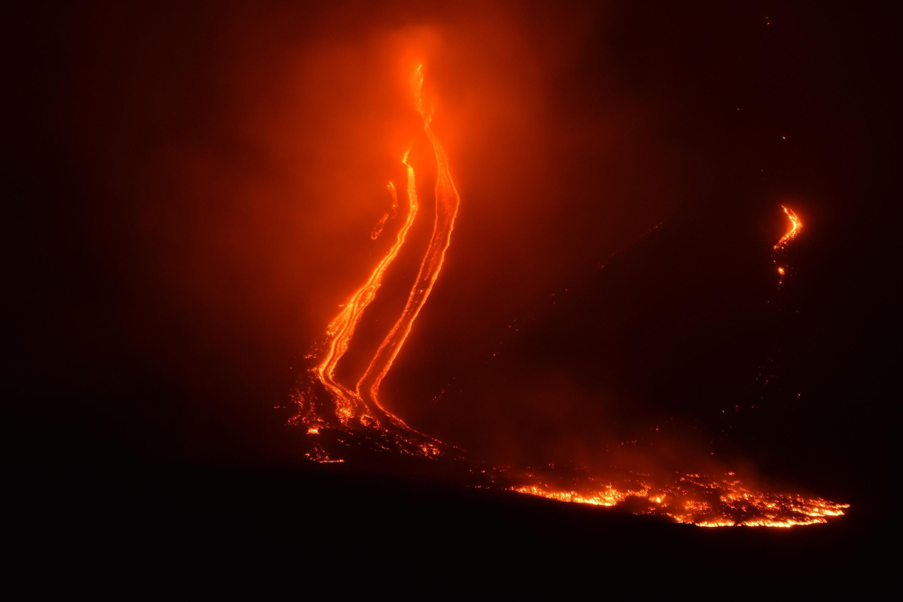 Vulcano Stromboli riprende attività, allerta elevata a