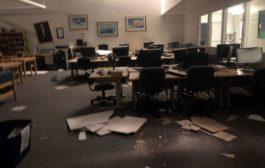 Alaska, forte sisma di magnitudo 6.7 ad Anchorage: voragini per le strade e panico tra la gente