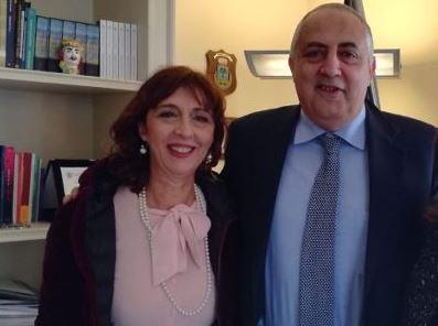 Mazara. Valeria Alestra (UDC) ha incontrato l'ass. reg. Lagalla, scongiurato il trasferimento del Liceo in altre sedi