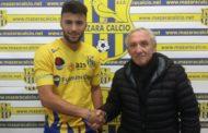 Mazara calcio: Tesserato l'attaccante Cristiano Adelfio