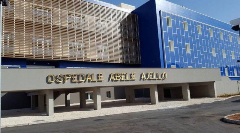 L'Abele Ajello di Mazara è stato confermato, ospedale di 1° livello