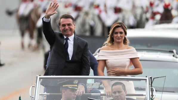 Brasile, Bolsonaro presta giuramento e si insedia come presidente
