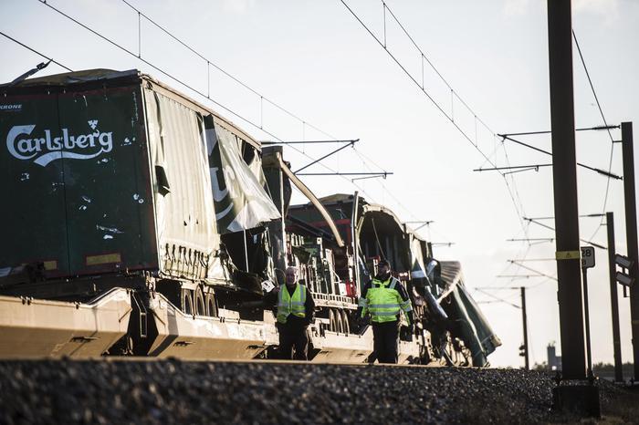 Danimarca: almeno sei morti in un incidente ferroviario