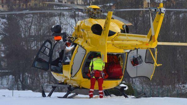 Bolzano, finisce con la slitta contro un albero: muore bimba di 8 anni