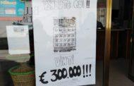 Mazara. Con il gratta e vinci una signora si porta a casa 300 mila euro. 7 mila euro per un altro vincitore
