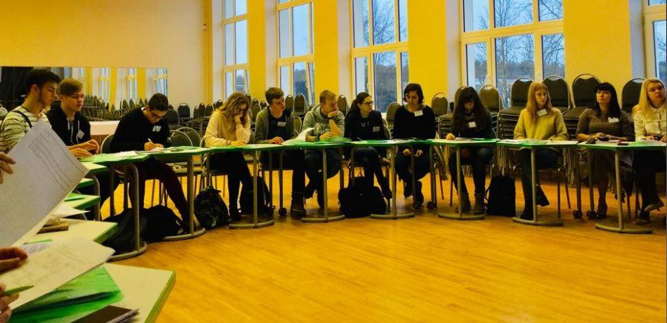 """Mazara. Progetto Erasmus """"The leader in me"""" in Lettonia, protagonisti gli studenti del liceo """"Adria-Ballatore"""""""