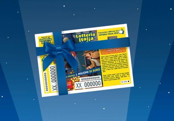 Domani la Lotteria Italia, 7 milioni di biglietti venduti: ma i numeri sono in calo