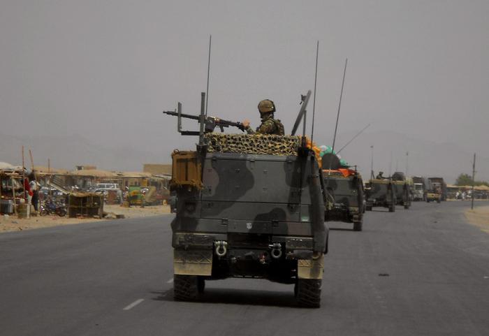 Afghanistan: razzo contro mezzo italiano, nessun ferito