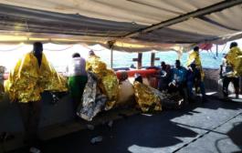 Nel Mediterraneo i migranti tornano a morire: 170 vittime in due naufragi