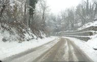 In provincia di Trapani: freddo polare e neve anche a bassa quota