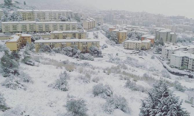 Meteo, in Sicilia tornerà a nevicare nei prossimi giorni
