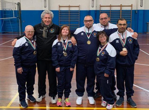 """Mazara. Brillante prestazione dei ragazzi dell'ASD Paralimpica """"Mimì Rodolico"""" alla 1^ Prova Campionati regionali di tennis tavolo"""