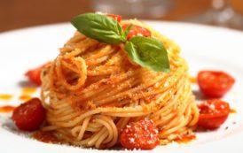 Il 2018 è stato l'anno record per il cibo italiano nel mondo