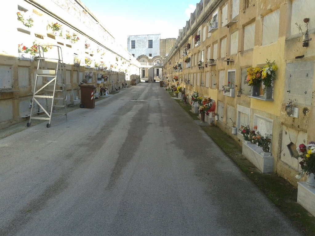 Lavori al cimitero di Marsala: appalto per oltre 500 mila euro