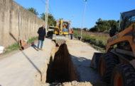 Marsala: Proseguono i lavori di realizzazione della rete fognaria nel versante sud