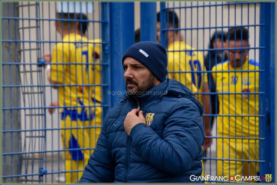 Mazara calcio: Mister Pietro Tarantino non è più l'allenatore dei gialloblu