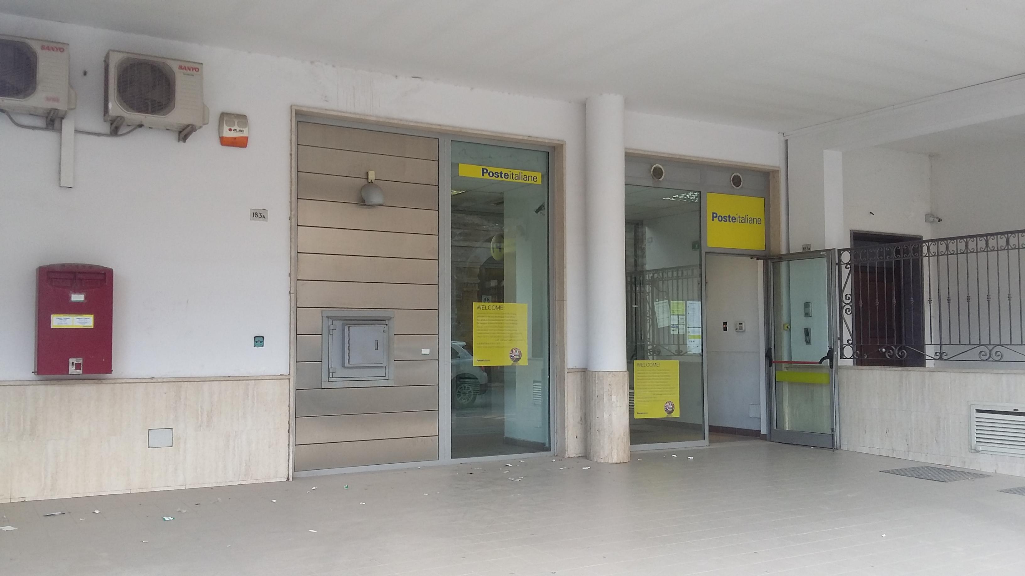 Mazara: Rapina all'ufficio postale di Via Salemi, arrestato rapinatore solitario