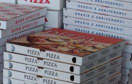 Il cartone della pizza  è tossico?