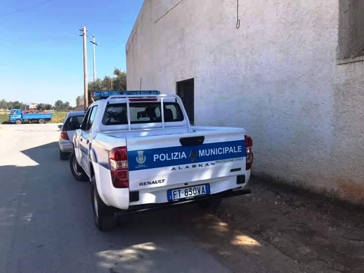 Mazara: Nuovi mezzi alla protezione civile