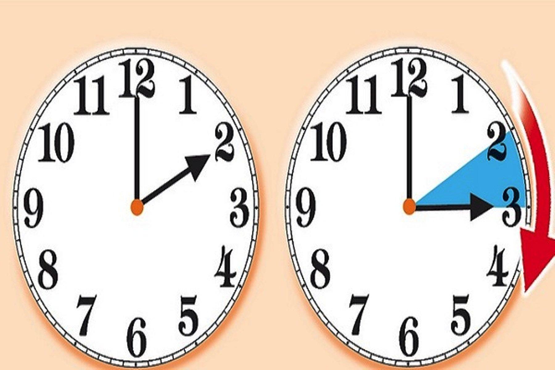 Domenica torna l'ora legale: lancette in avanti di un'ora