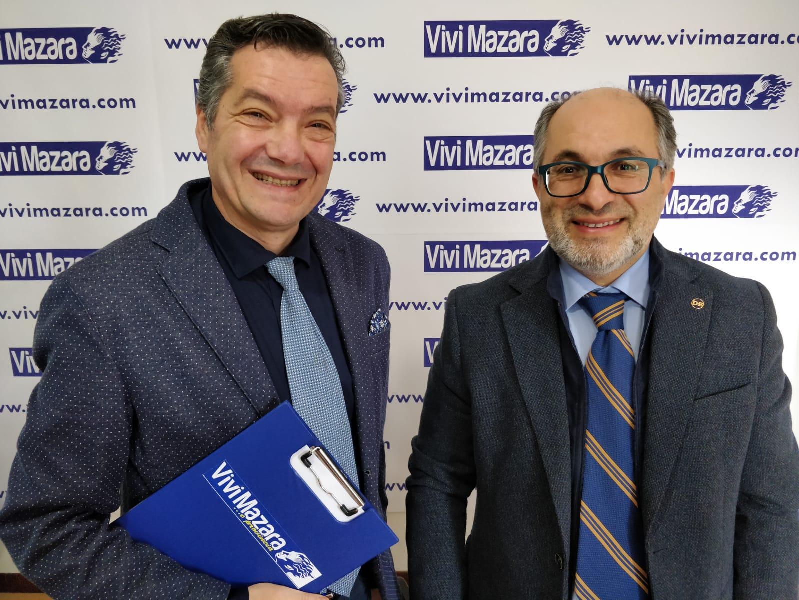 Mazara: AMMINISTRATIVE 2019, VIDEO INTERVISTA CON VITO CLEMENSE (DIVENTERA' BELLISSIMA) A SOSTEGNO DI BENEDETTA CORRAO