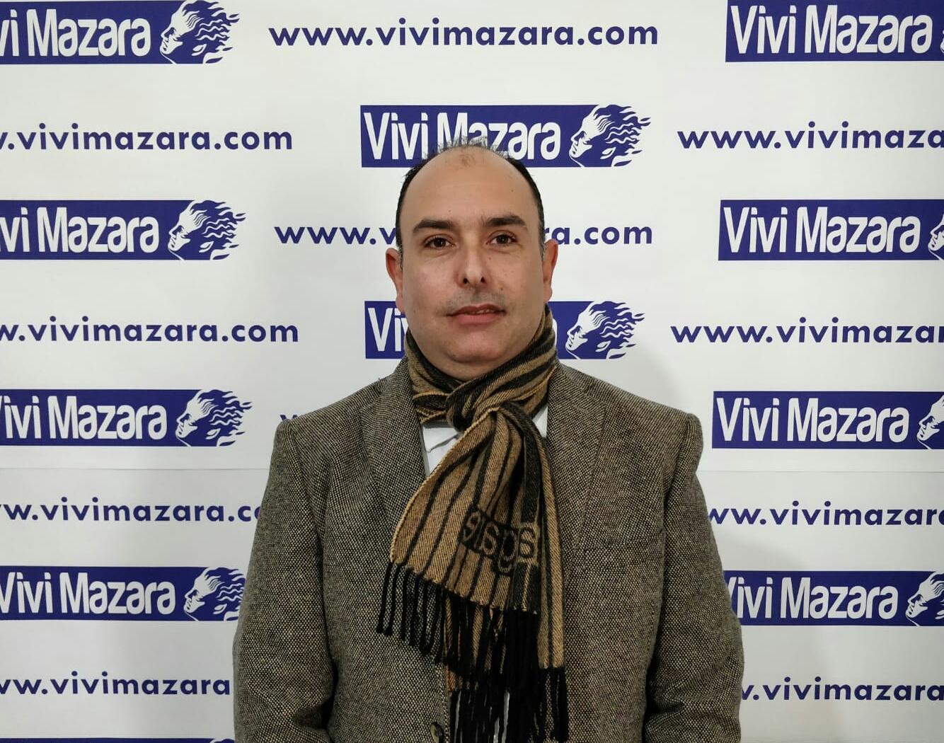 Mazara, AMMINISTRATIVE 2019, VIDEO INTERVISTA CON ROBERTO CACIOPPO, COORDINATORE DEGLI