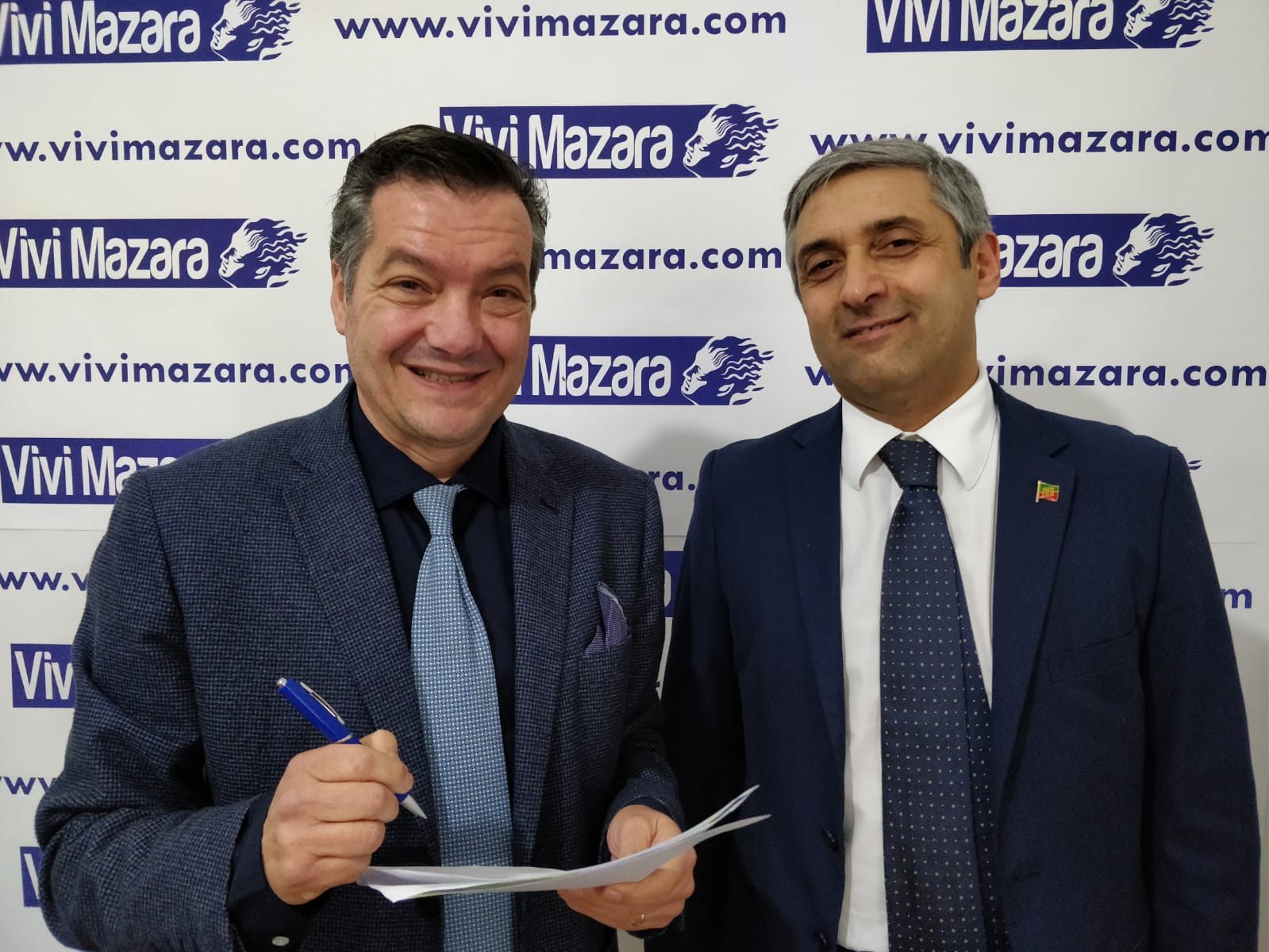 Mazara, AMMINISTRATIVE 2019, VIDEO INTERVISTA CON L'ON.TONI SCILLA