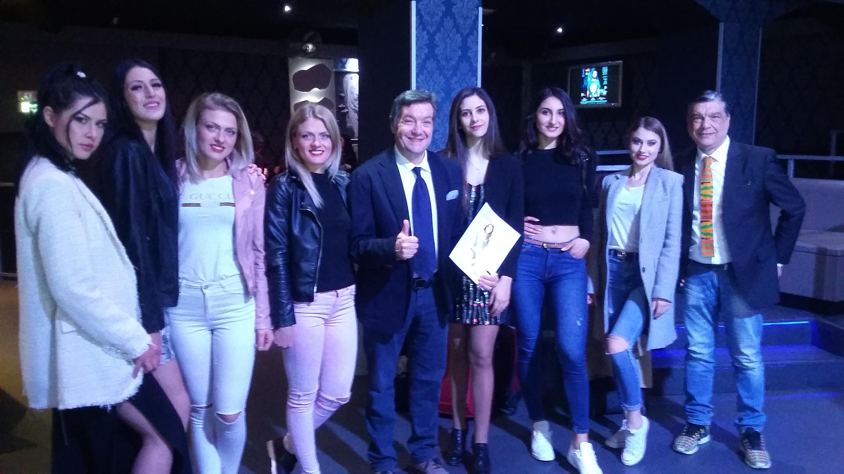 A Torino la tappa piemontese di Miss Mare 2019. Scelte 7 finaliste tra cui due sorelle gemelle