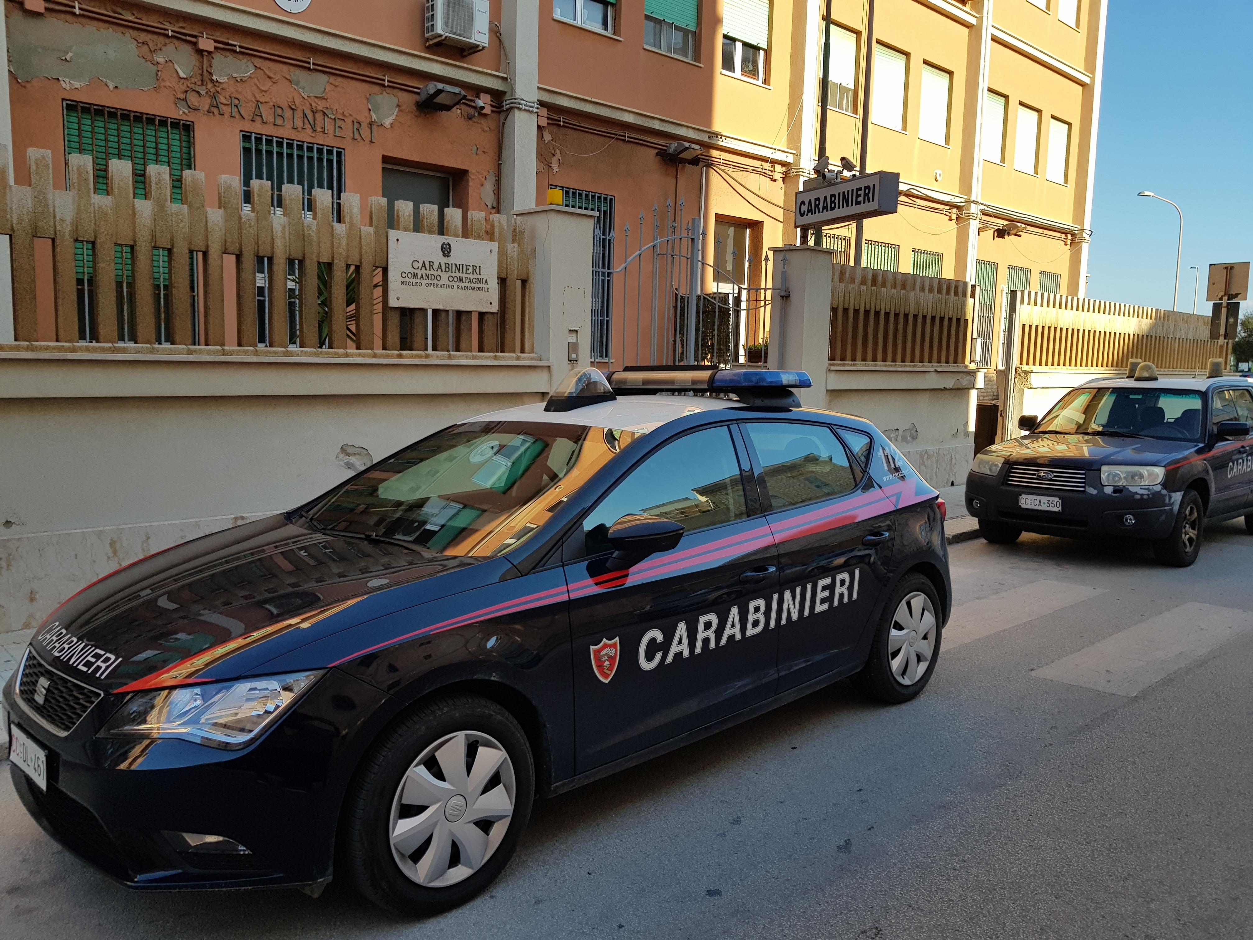 Trapani: Quattro arresti da parte dei carabinieri