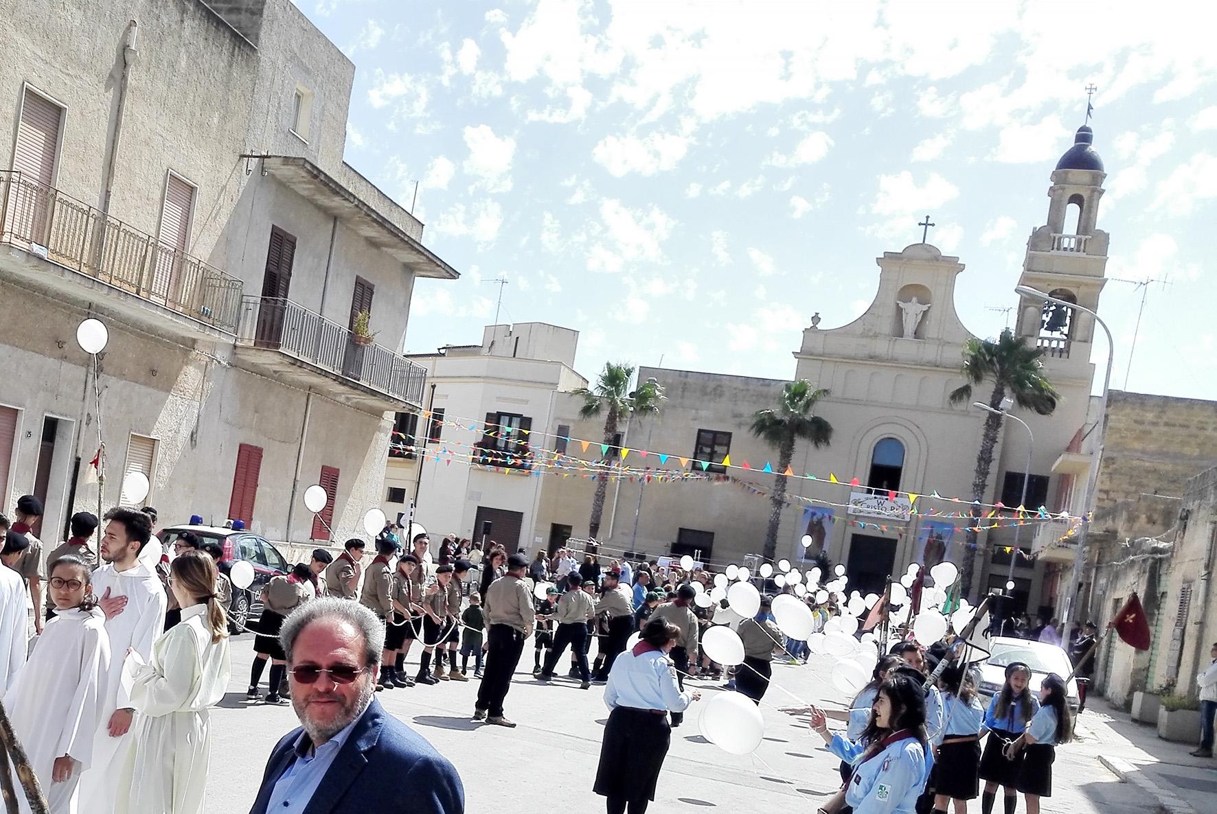 Mazara: La Parrocchia
