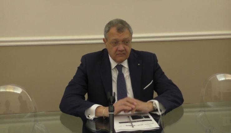 Prefettura di Trapani: Lettera di saluto del Prefetto Darco Pellos