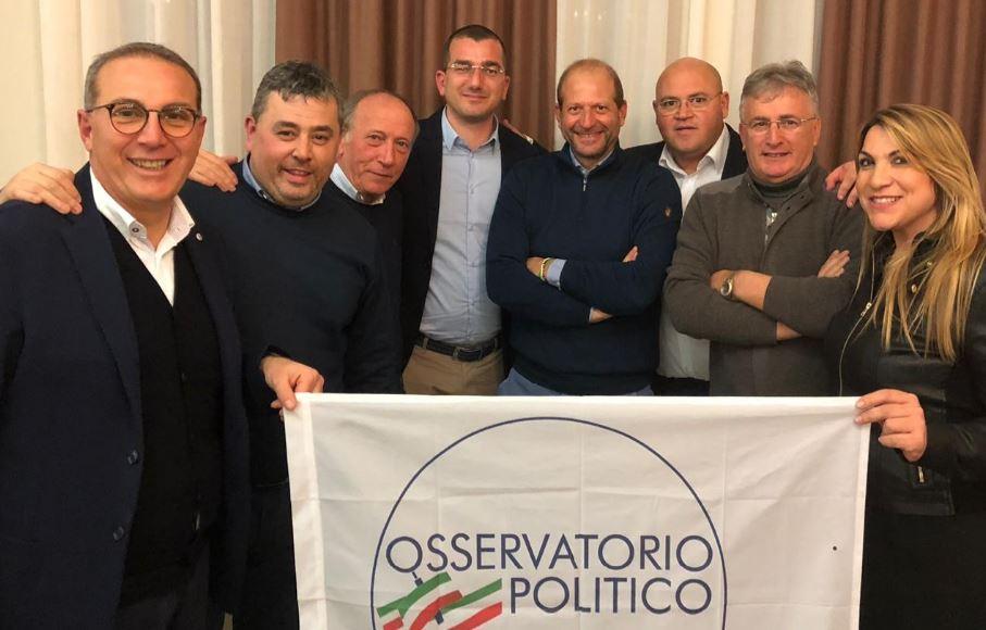 """Mazara: Nasce il nuovo gruppo consiliare denominato """"OSSERVATORIO POLITICO"""""""