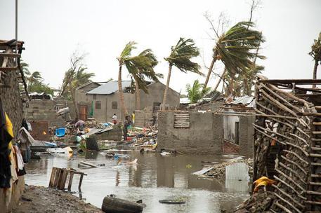 Ciclone Idai in Mozambico, oltre 200 morti