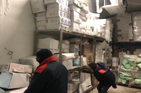 Mazara: Max sequestro di prodotti ittici