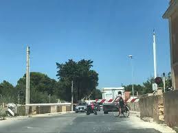 Mazara, dal 20 al 22 marzo divieto di circolazione in tratti di viale Africa per lavori al passaggio a livello