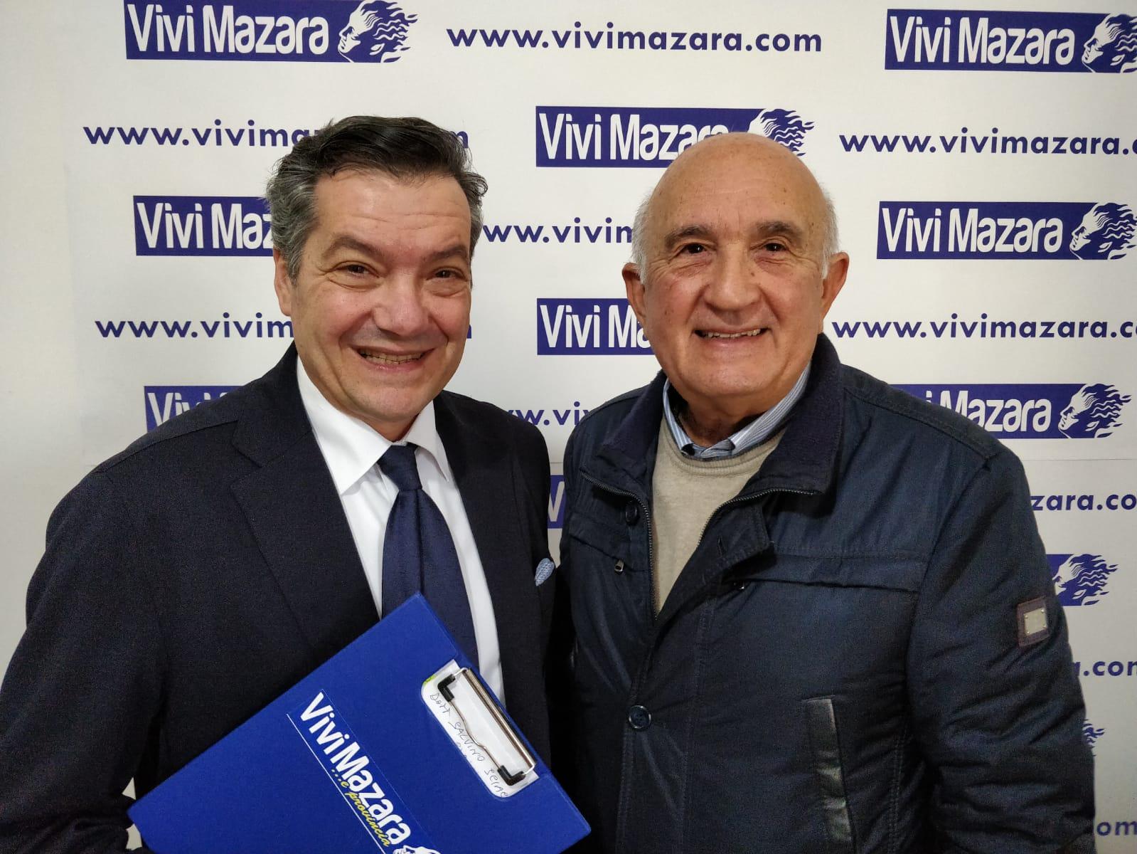 Mazara, AMMINISTRATIVE 2019, VIDEO INTERVISTA CON IL DOTT. SALVINO SCIACCA DELL'UDC A SOSTEGNO DI BENEDETTA CORRAO