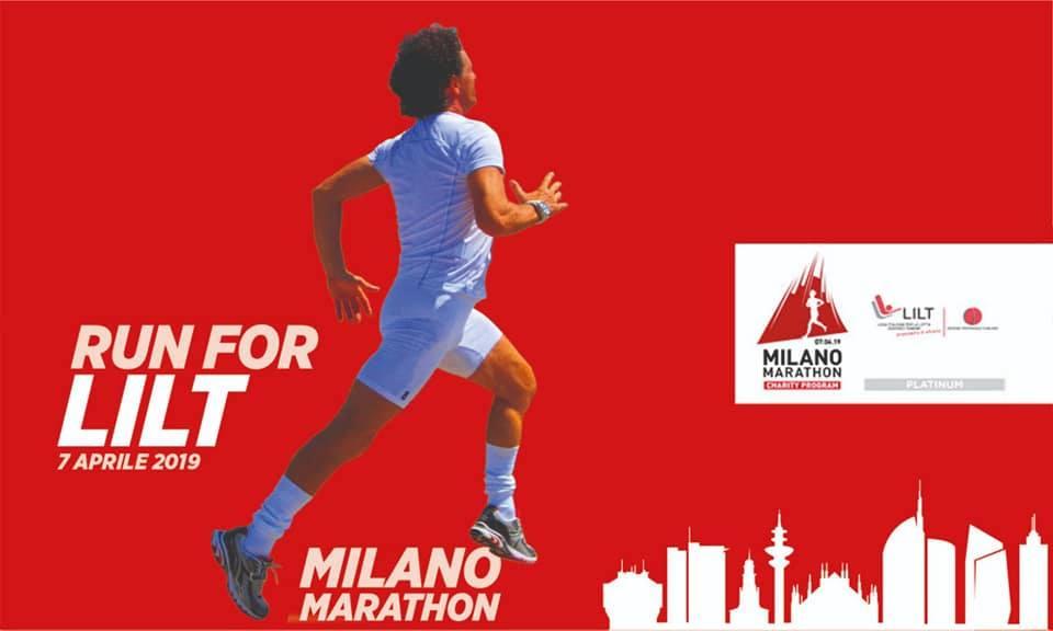 "Mazara: L'atleta Pino Pomila alla ""MILANO MARATHON"""