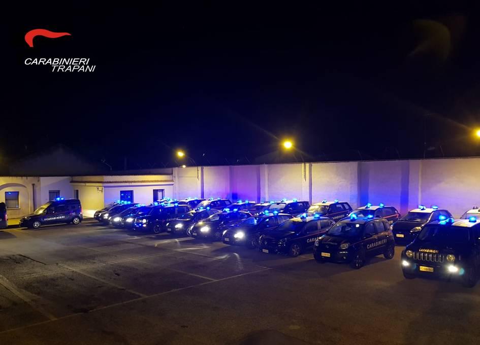 Operazione (Scrigno) antimafia in provincia di Trapani: 25 arresti e altro...