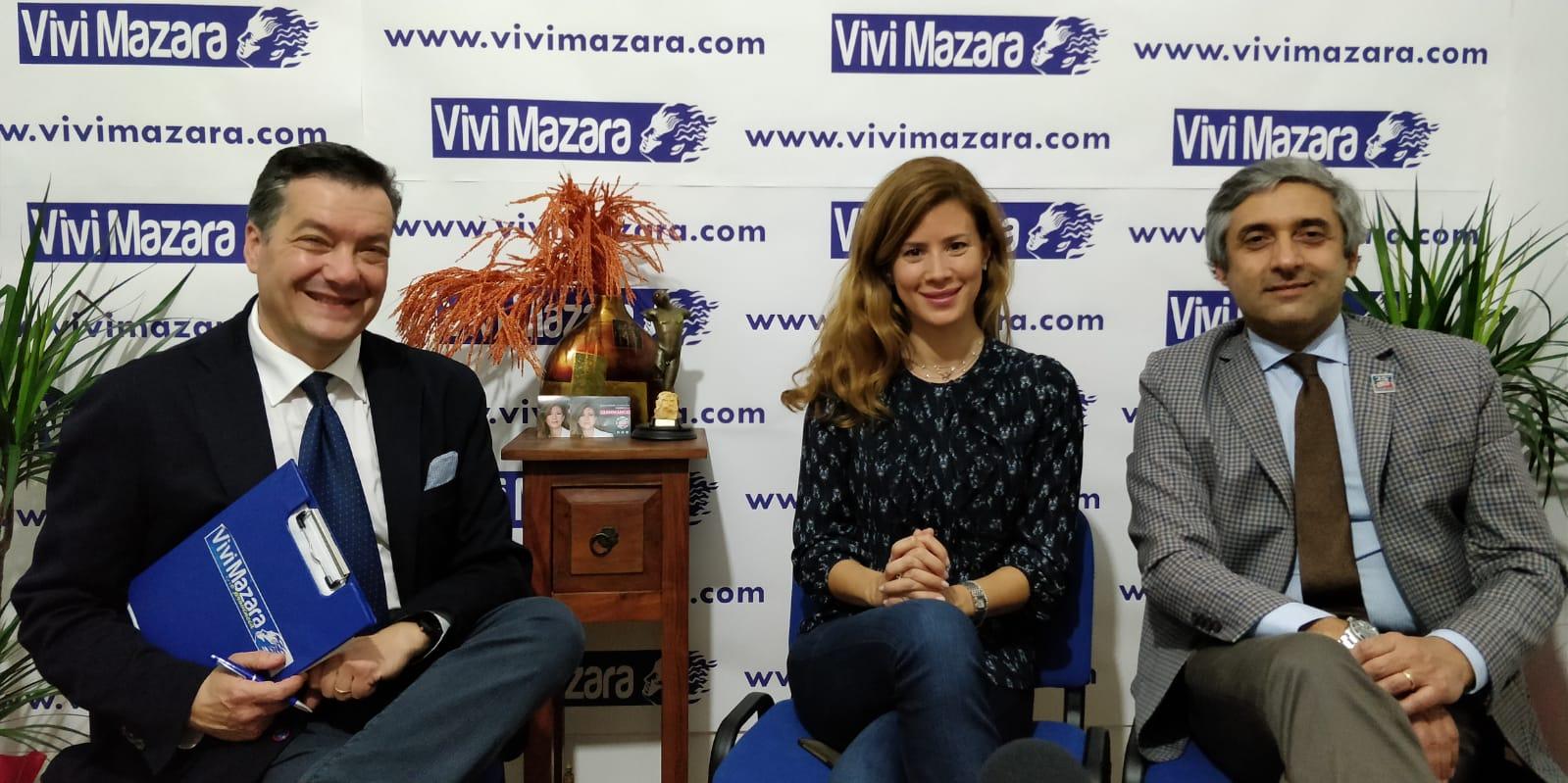 INFORMAZIONE ELETTORALE. ELEZIONI EUROPEE: INTERVISTA CON LA SENATRICE GABRIELLA GIAMMANCO E L'ON. TONI SCILLA