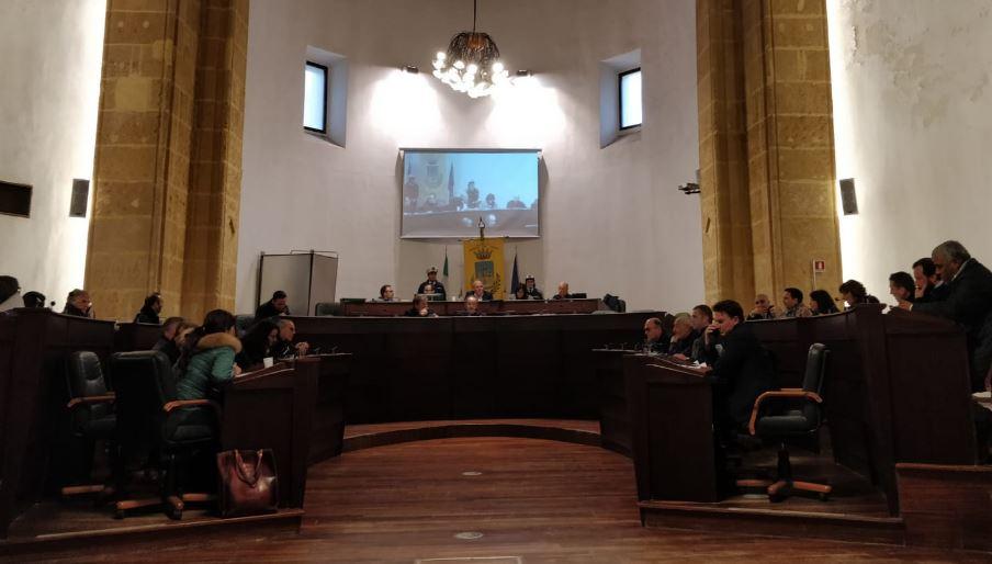 Mazara: Oggi l'ultima seduta del vecchio consiglio comunale