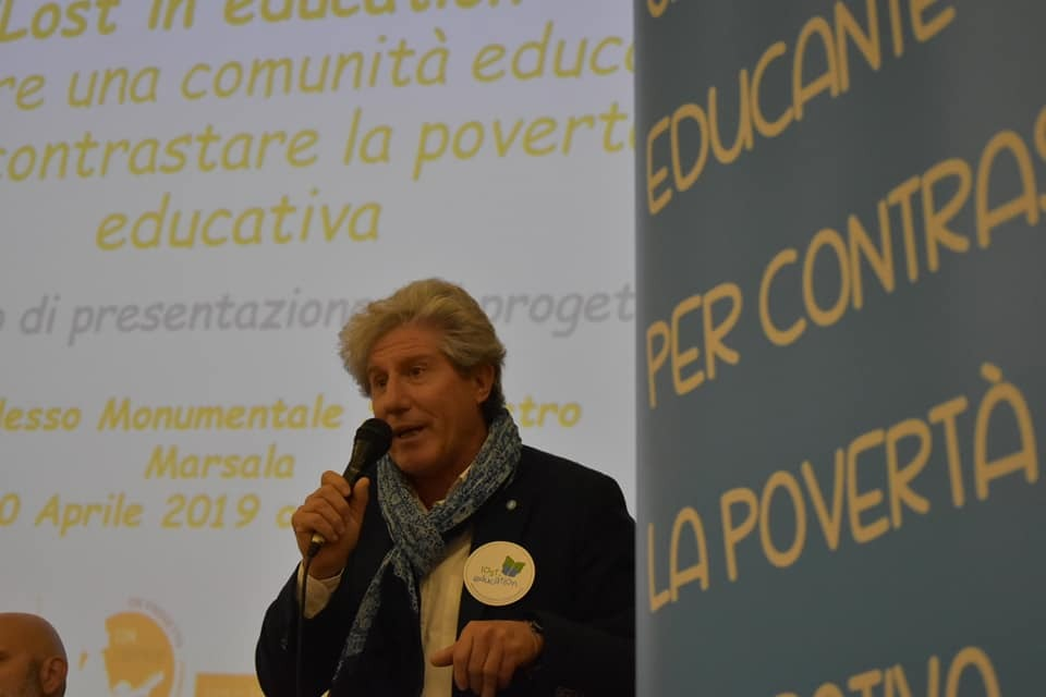 """Lost in Education"" progetto contro la povertà educativa dell'UNICEF"
