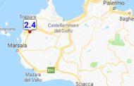 Scossa di Terremoto nel trapanese