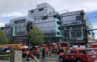 Usa, gru crolla sul nuovo campus Google a Seattle: quattro morti