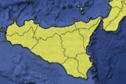 Maltempo, in Sicilia allerta gialla: venti di burrasca e pioggia