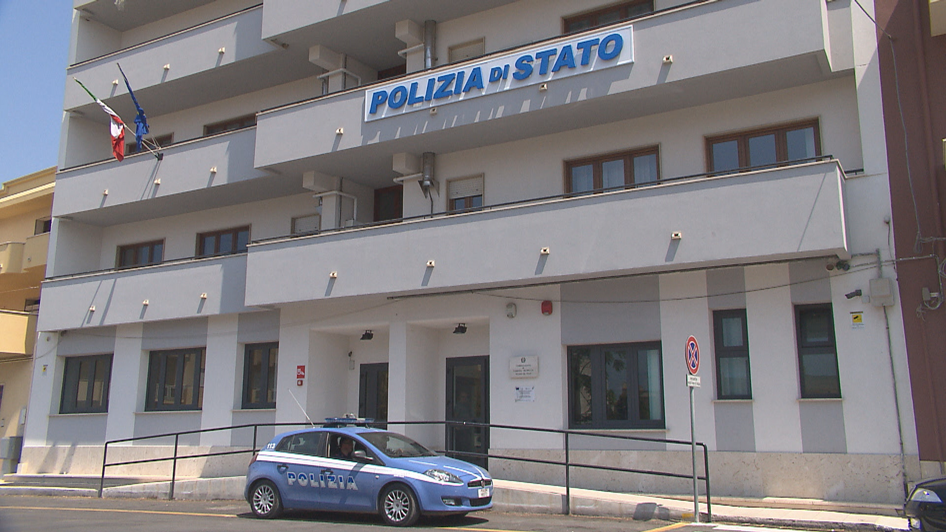 Report consuntivo dell'attività svolta dalla Polizia a Mazara dal 28 aprile all'11 maggio