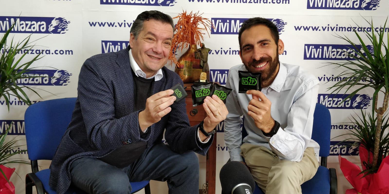 Mazara: Intervista con Fabrizio Spanò. Presentiamo UP