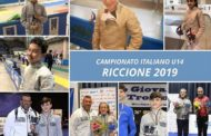 Mazara Scherma: Campionati italiani U14 di sciabola. A Riccione è bronzo per Andrea Guardalà e 6° posto per Martina Scaletta