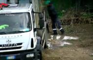 Traffico di rifiuti tra Palermo e Trapani. Eseguiti arresti
