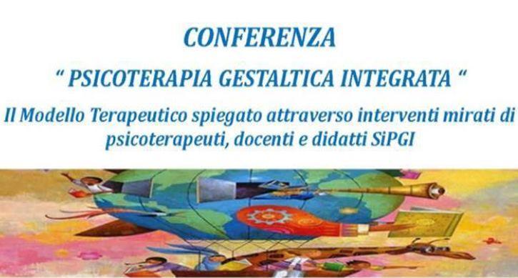 Venerdì 31 maggio presso l'Accademia delle Belle Arti Kandiskij si terra'la conferenza della SiPGI scuola di psicoterapia, sede di Trapani