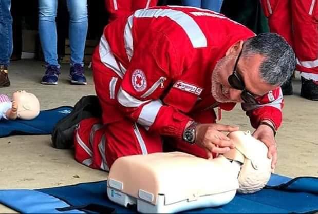 Mazara. Croce Rossa: screening gratuito in piazza della Repubblica
